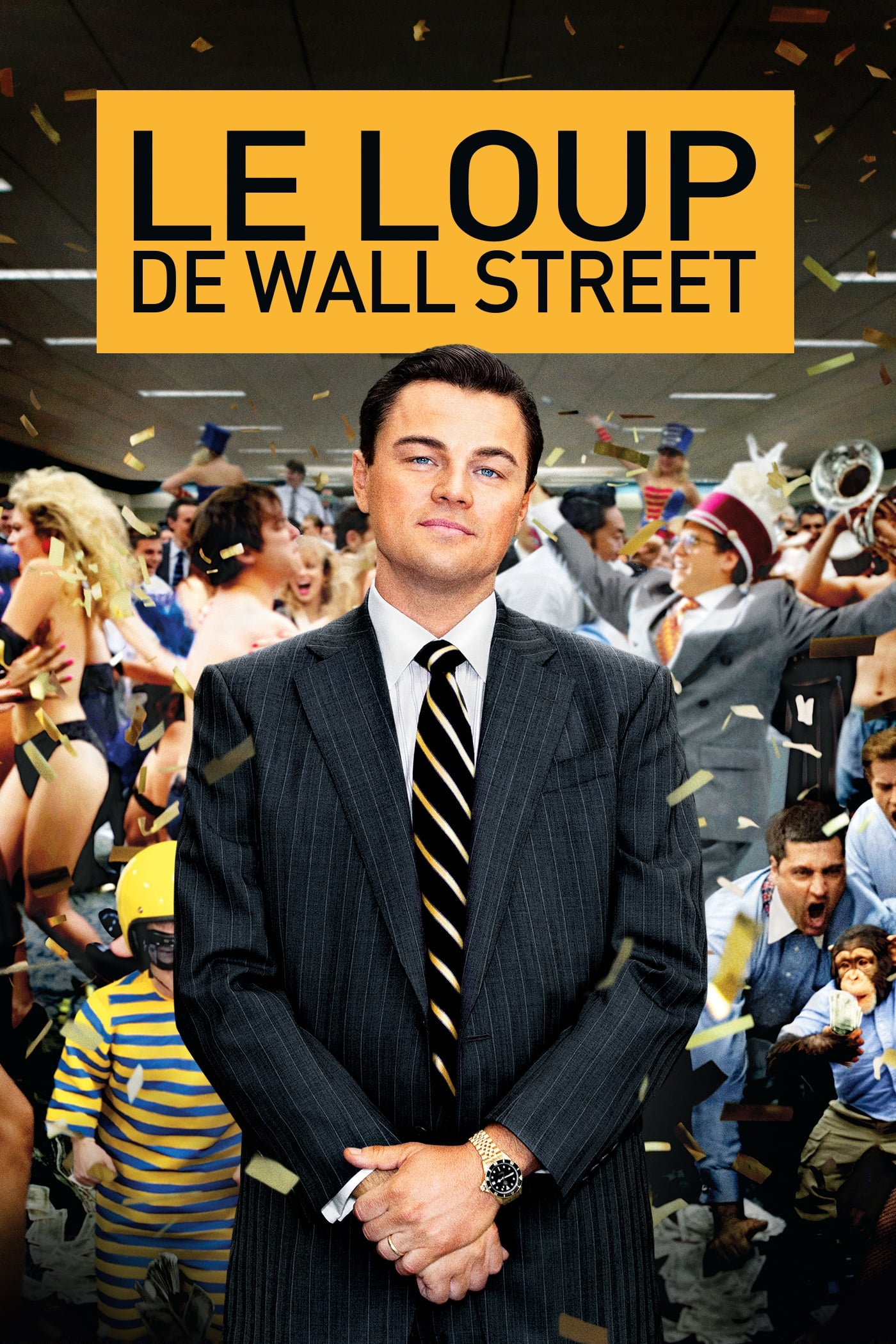Think, that Wolf wall street movie