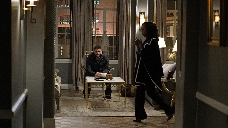 Scandal Season 6 :Episode 7  A Traitor Among Us