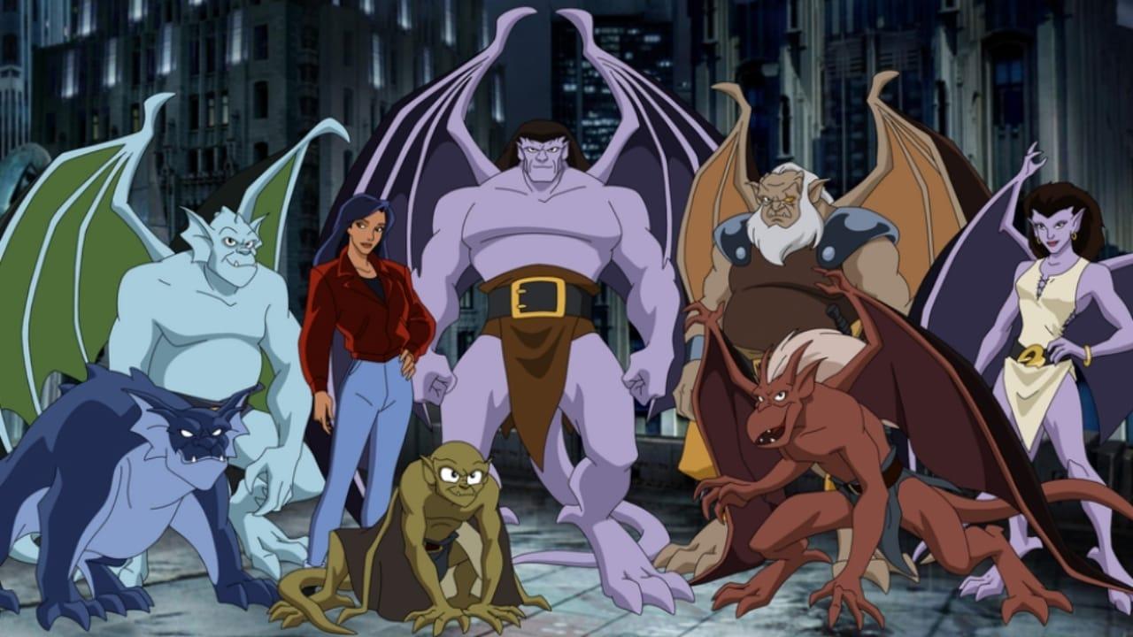 Opening To Gargoyles The Movie:The Heroes Awaken 1995 VHS ...