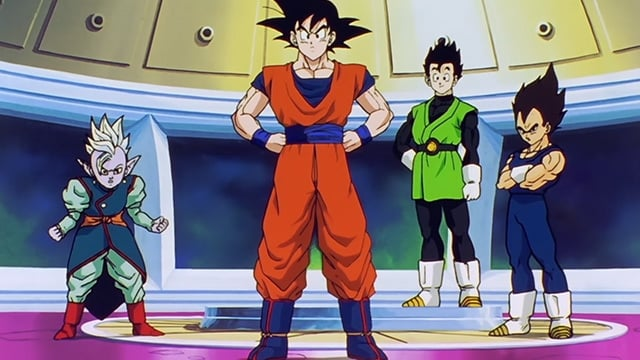 Dragon Ball Z Kai Season 5 :Episode 18  The Seal Is Broken!? Gohan's Last-Ditch Kame Hame Ha