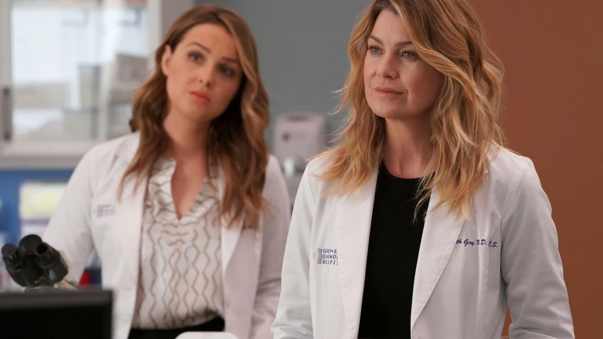 Grey's Anatomy - Season 14 Episode 14 : Games People Play