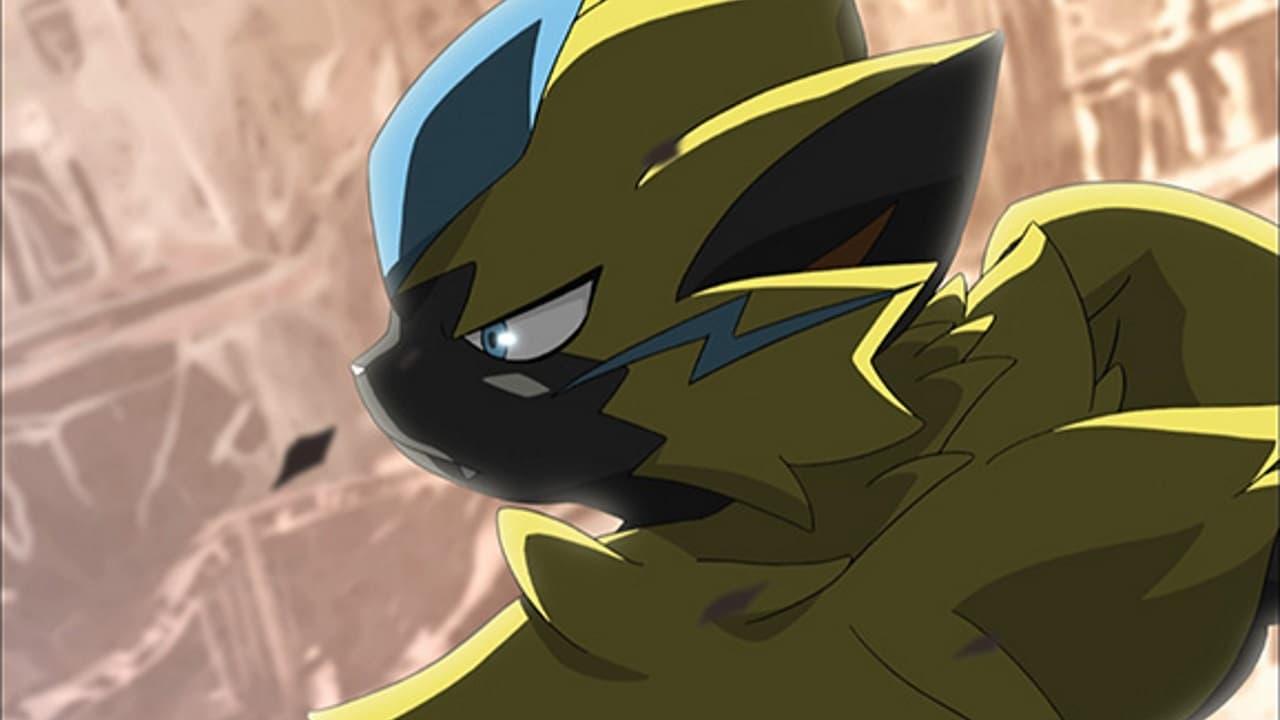 Pokémon Season 22 :Episode 8  Battling the Beast Within!