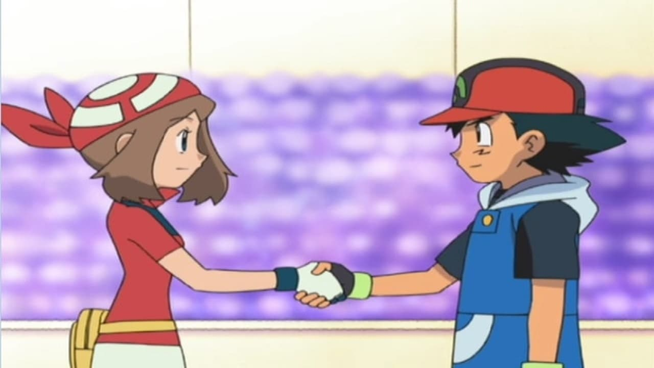 Pokémon Season 9 :Episode 44  Once More with Reeling!
