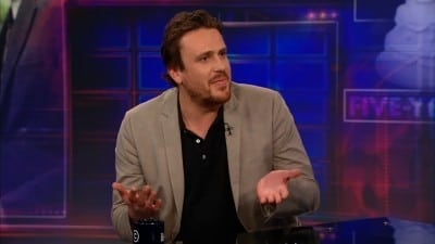 The Daily Show with Trevor Noah Season 17 :Episode 94  Jason Segel