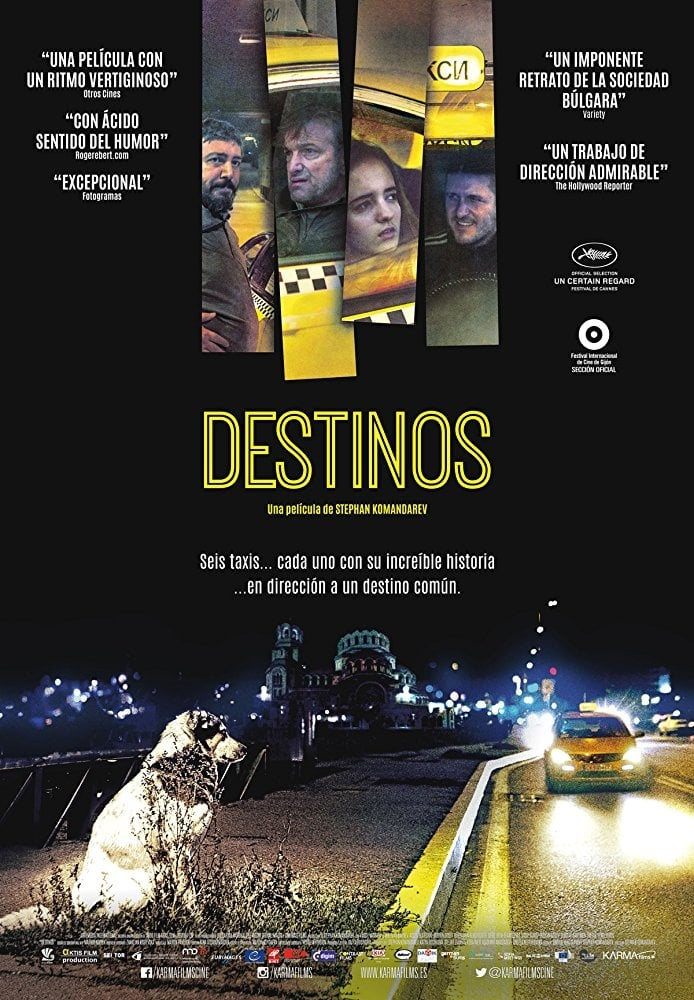 Póster Destinos