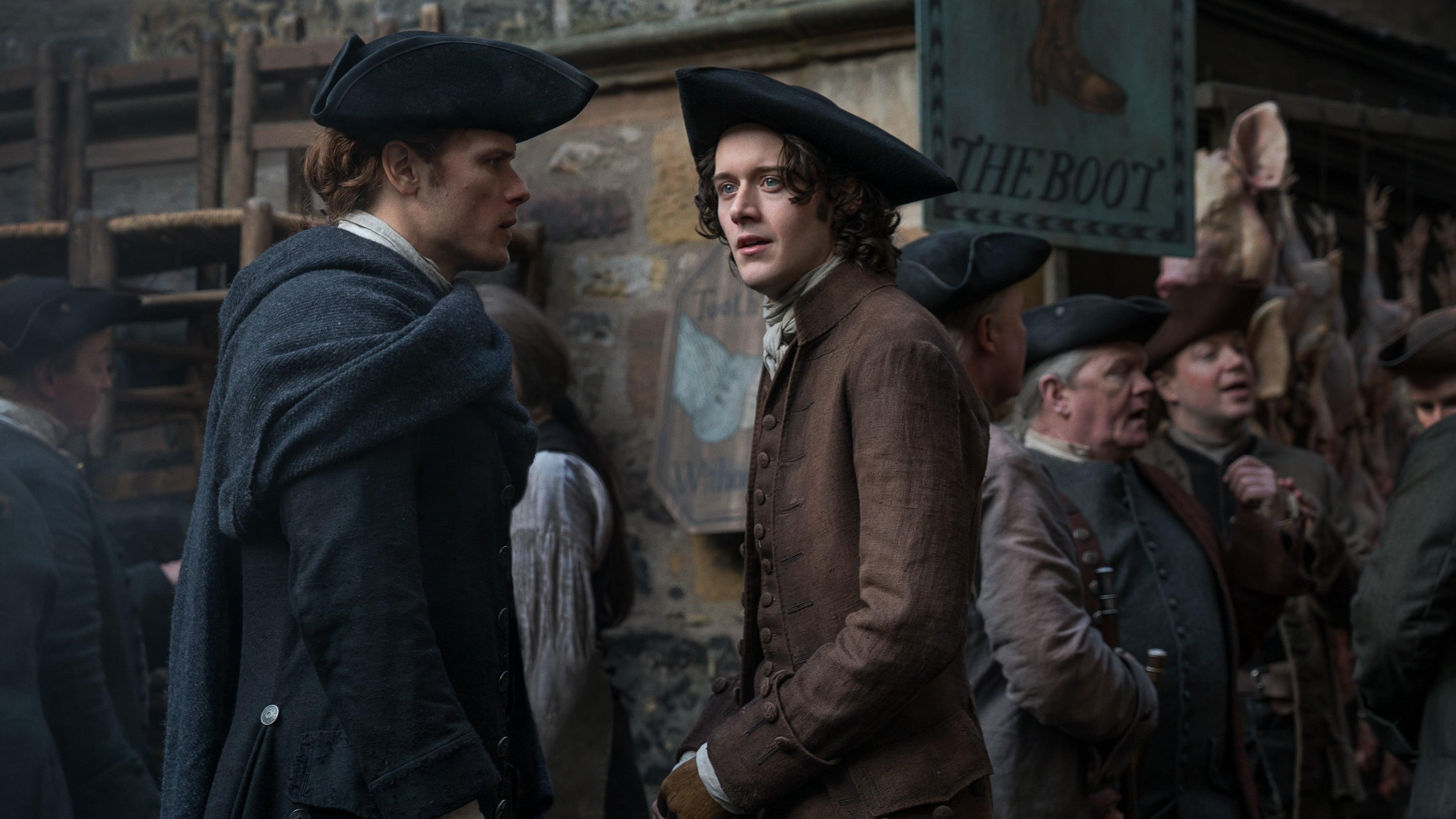 Outlander Season 3 :Episode 6  A. Malcolm