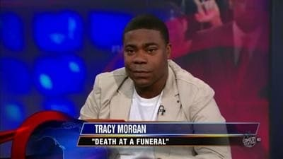 The Daily Show with Trevor Noah Season 15 :Episode 52  Tracy Morgan