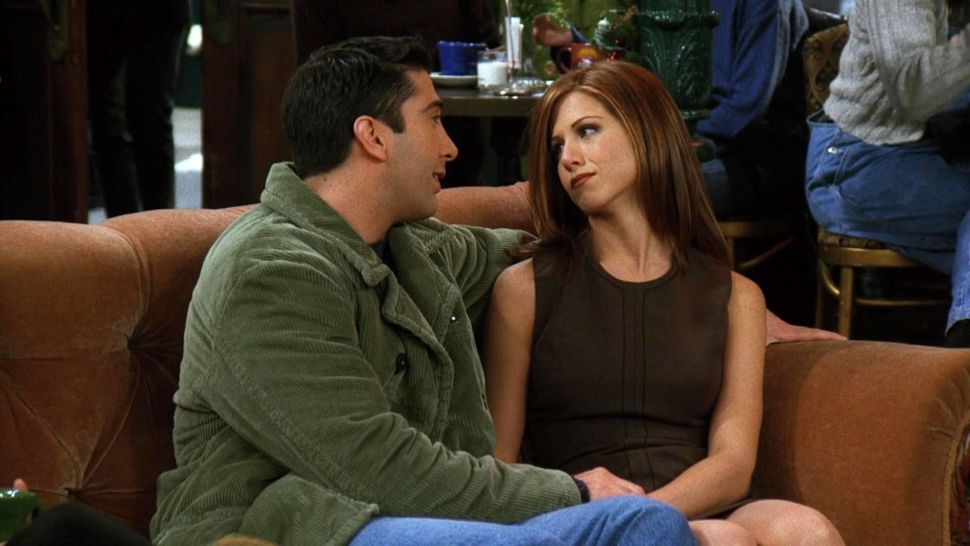 Friends Season 3 :Episode 10  The One Where Rachel Quits