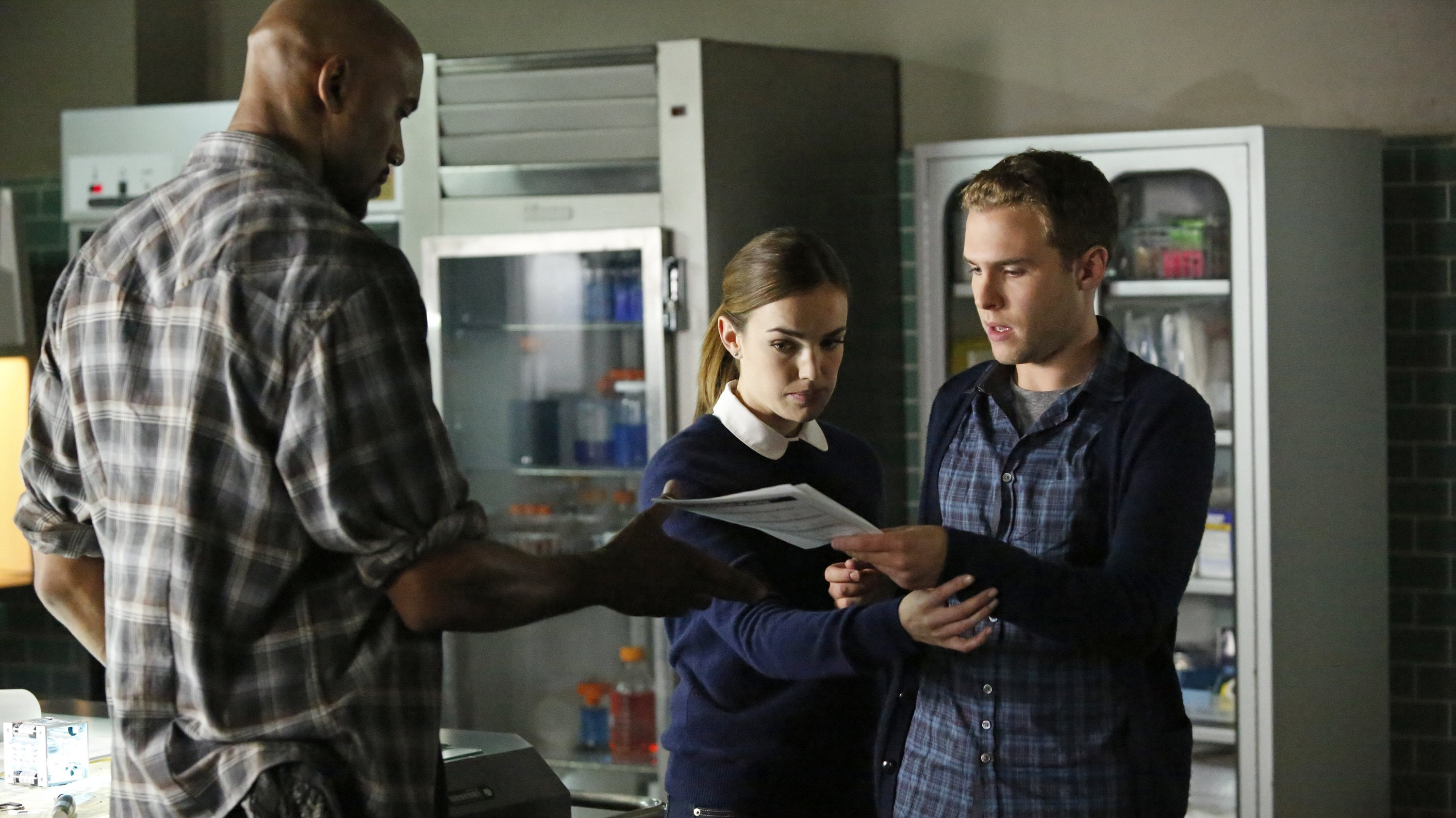 Marvel's Agents of S.H.I.E.L.D. Season 2 :Episode 2  General Talbot