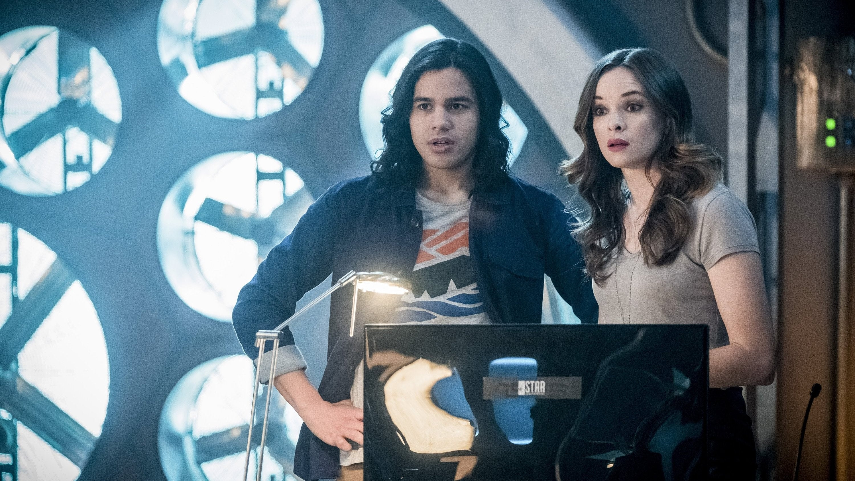 The Flash Season 4 :Episode 17  Null and Annoyed