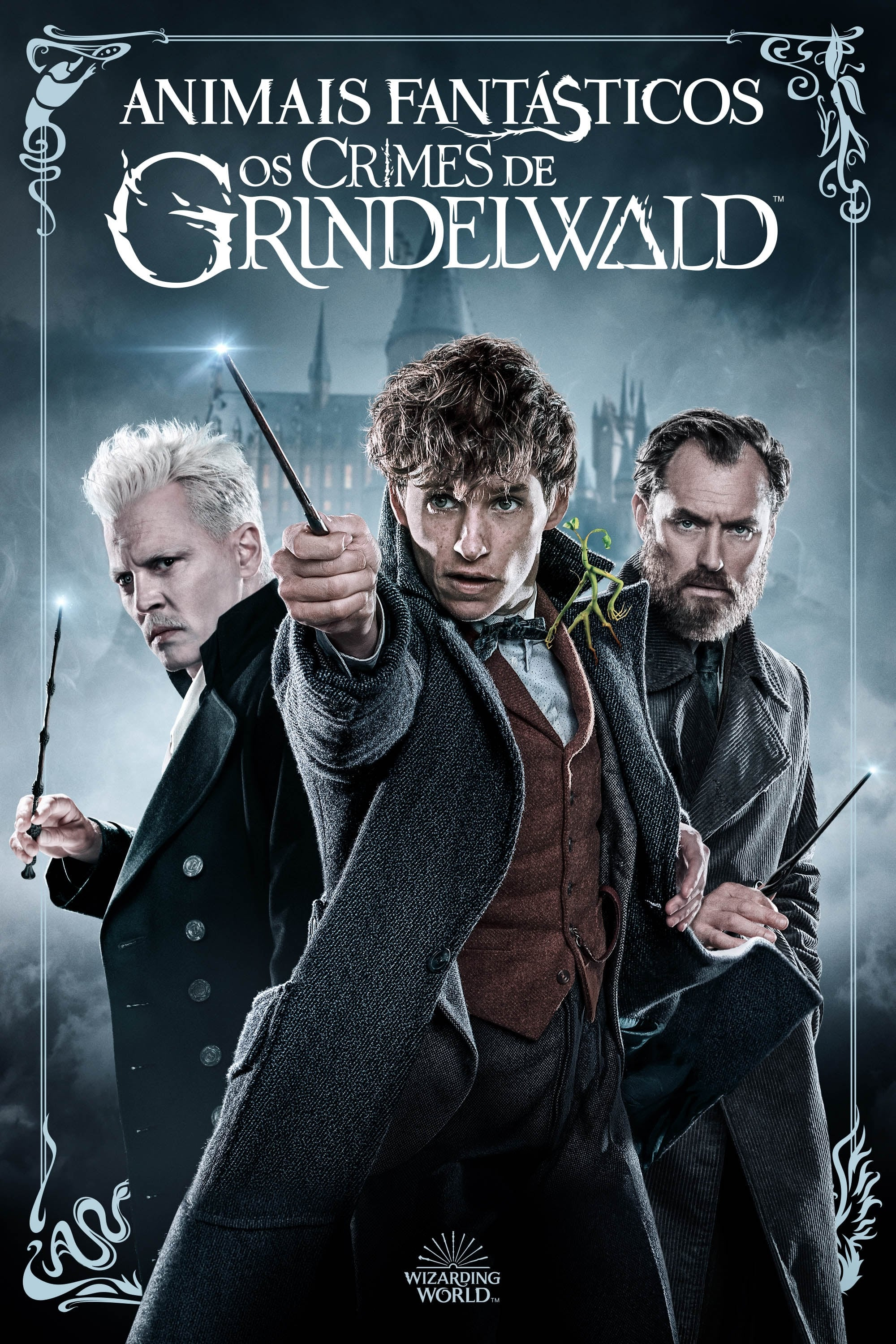 Animais Fantásticos - Os Crimes de Grindelwald (2019) Torrent - WEB-DL 720p e 1080p Dublado / Dual Áudio 5.1 Download