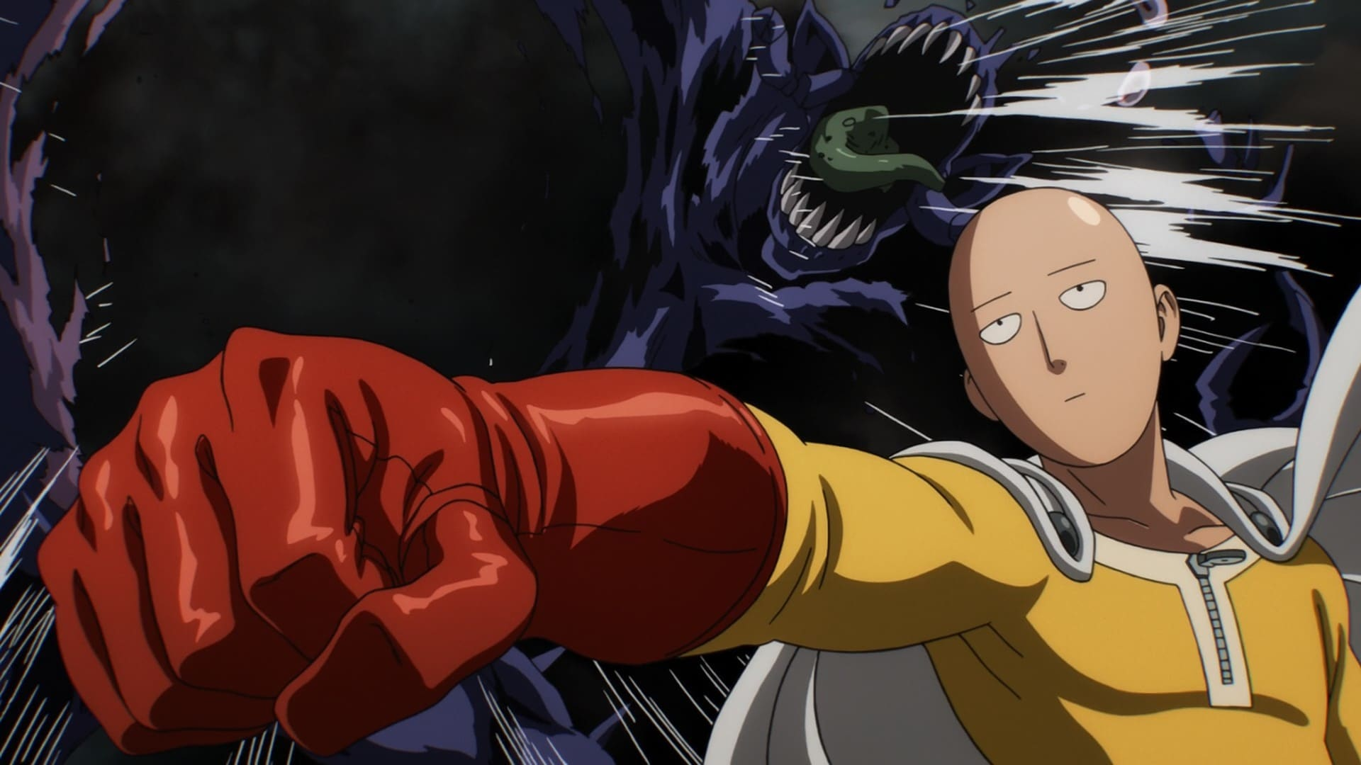 One-Punch Man Season 1 :Episode 1  The Strongest Man