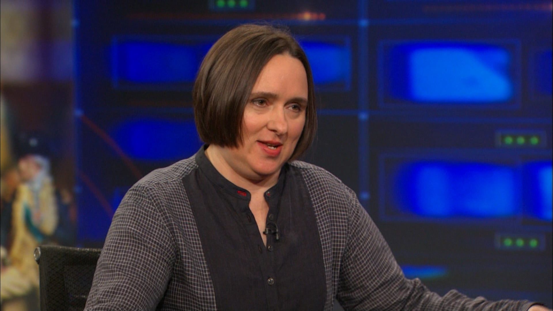 The Daily Show with Trevor Noah Season 20 :Episode 130  Sarah Vowell