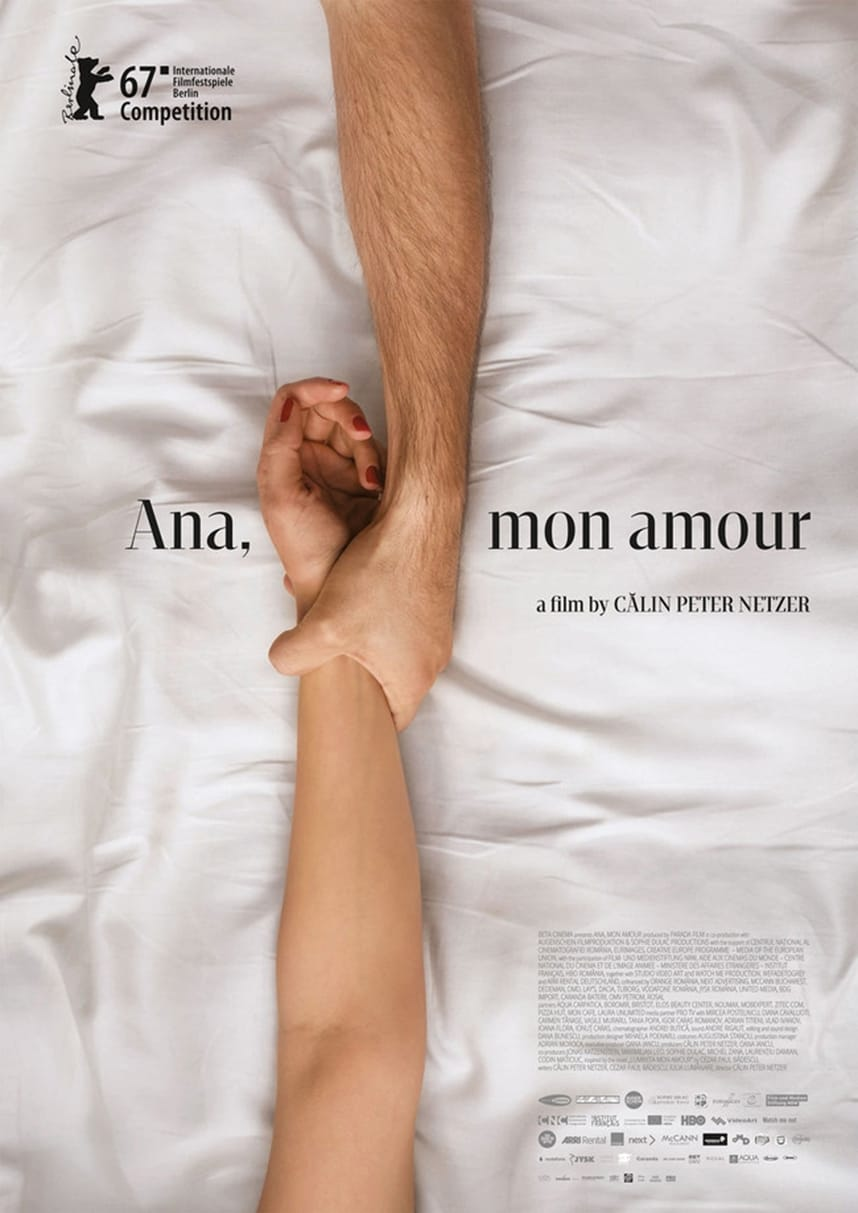 Póster Ana, mon amour