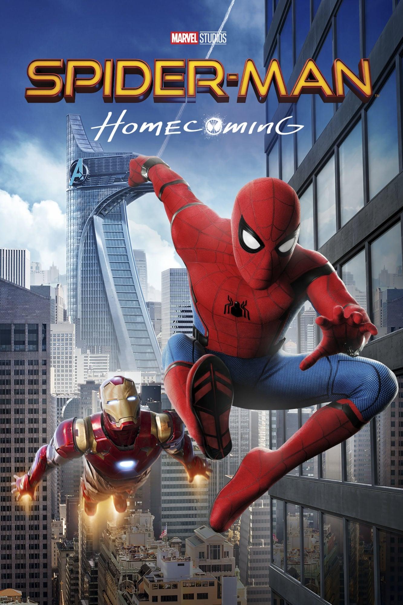 spiderman homecoming 2017 gratis films kijken met
