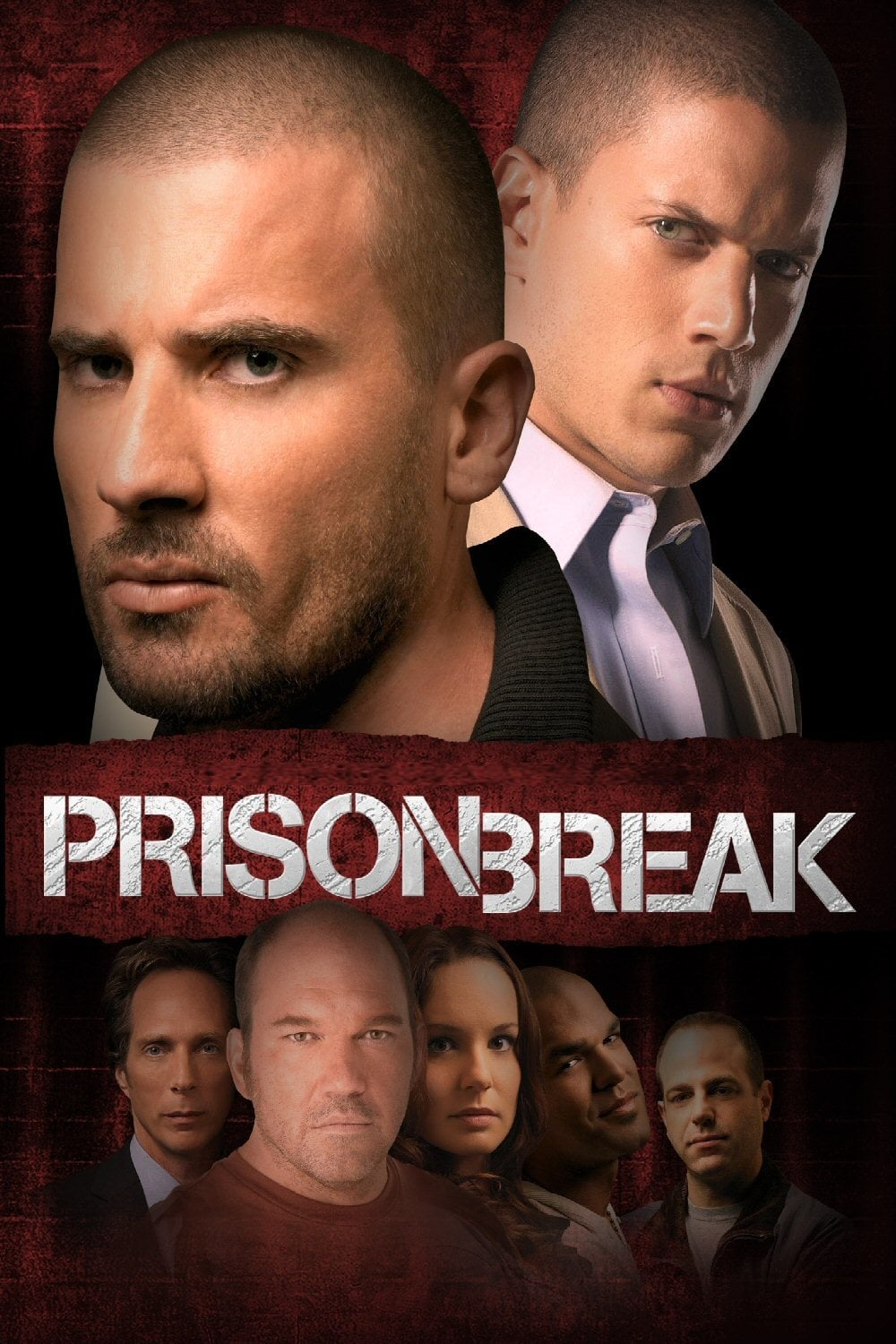 prison break serie tv 2005. Black Bedroom Furniture Sets. Home Design Ideas