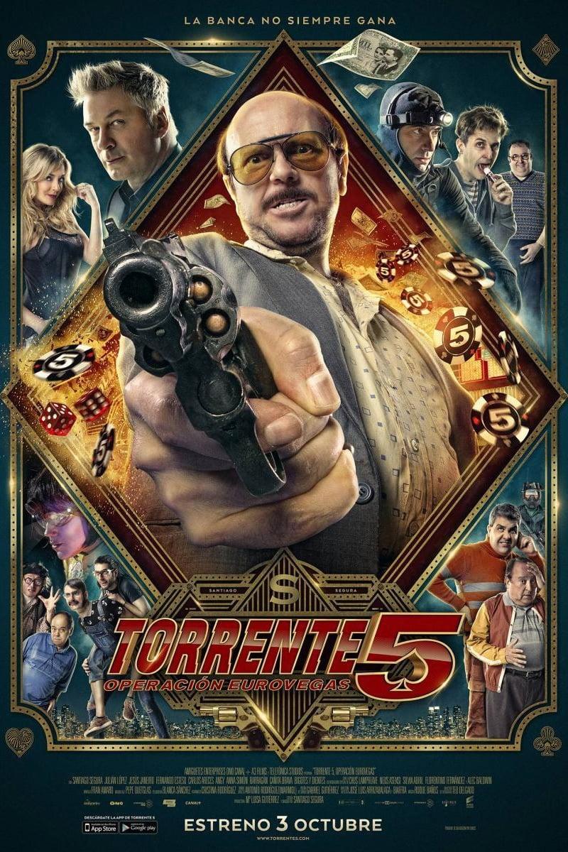 Torrente 5: Operación Eurovegas filmi