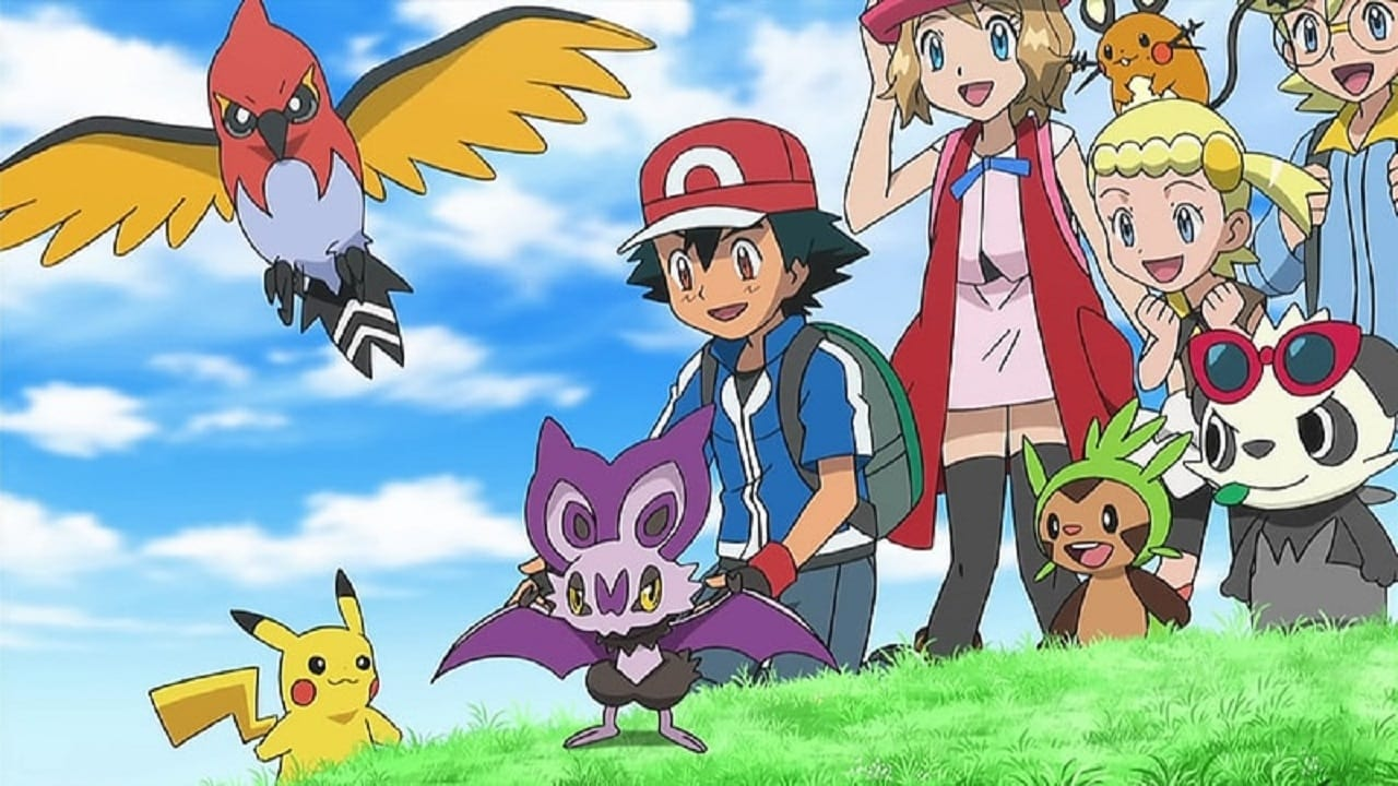Pokémon Season 18 :Episode 28  A Not-So-Flying-Start!
