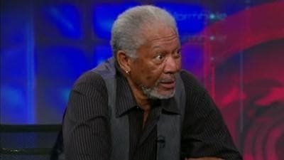 The Daily Show with Trevor Noah Season 15 :Episode 70  Morgan Freeman