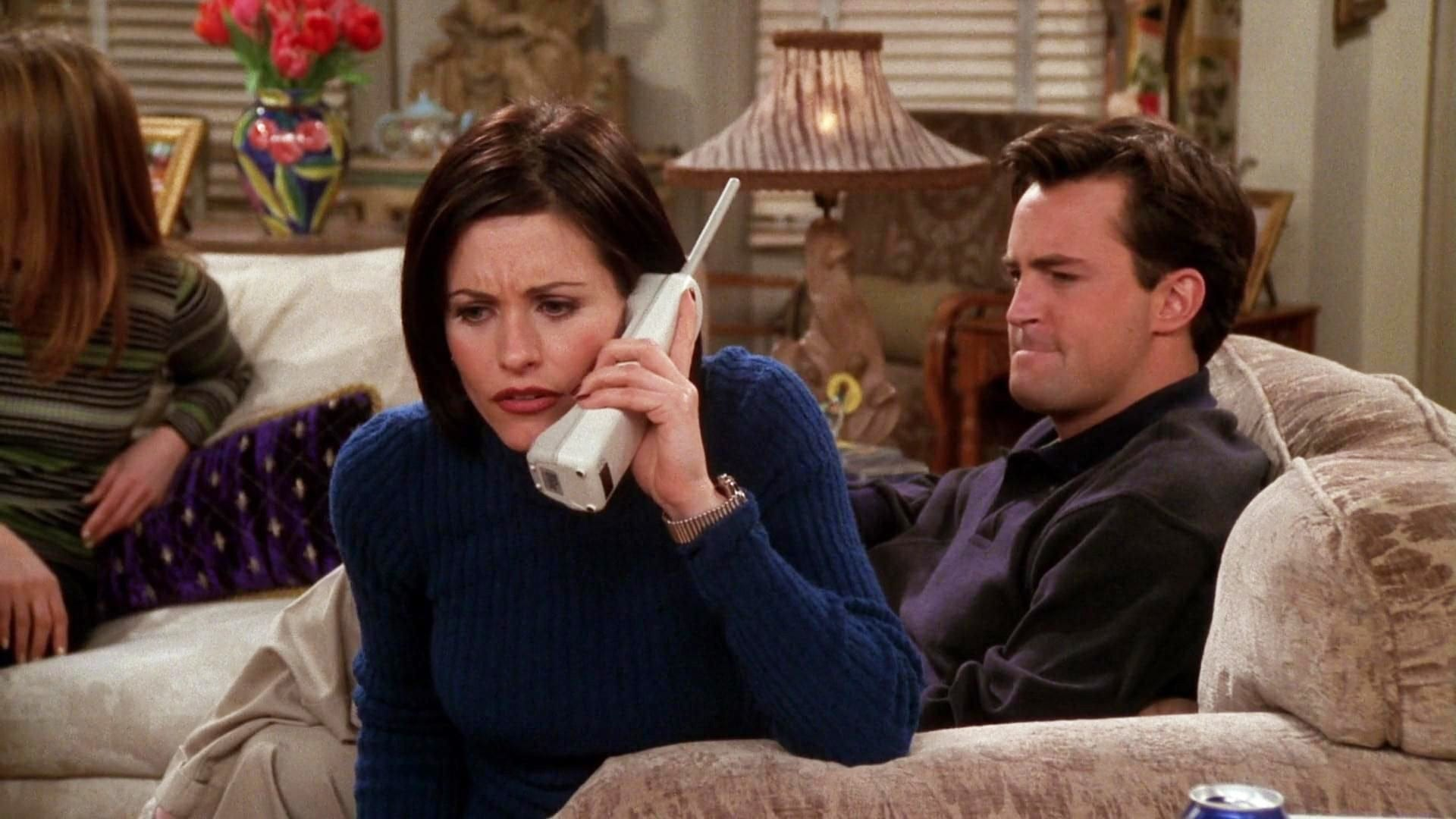 Friends Season 4 :Episode 17  The One with the Free Porn