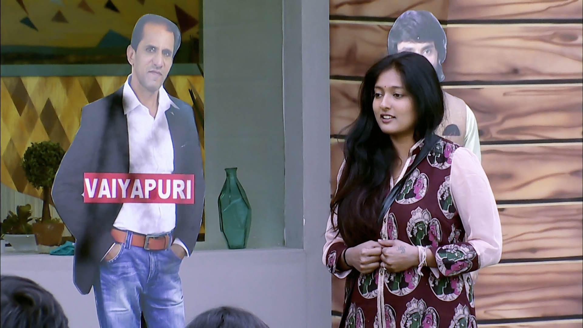 Bigg Boss Season 1 :Episode 51  Day 50: Open Nominations