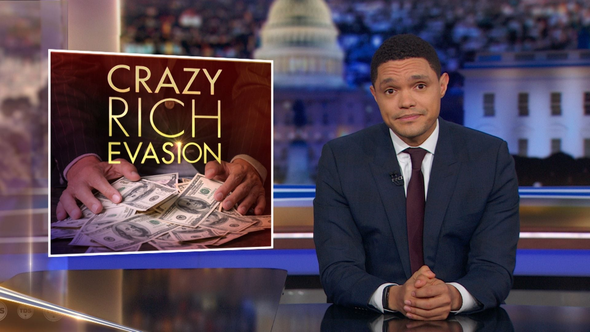 The Daily Show with Trevor Noah Season 24 :Episode 58  Dorothy Butler Gilliam