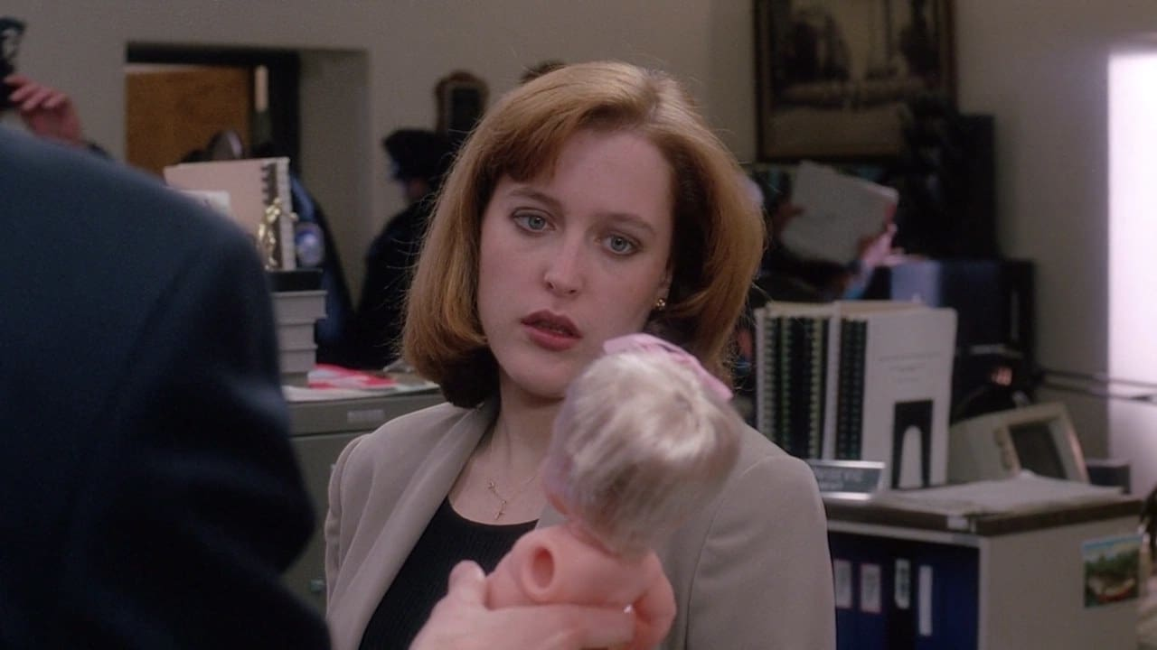 The X-Files Season 1 :Episode 22  Born Again