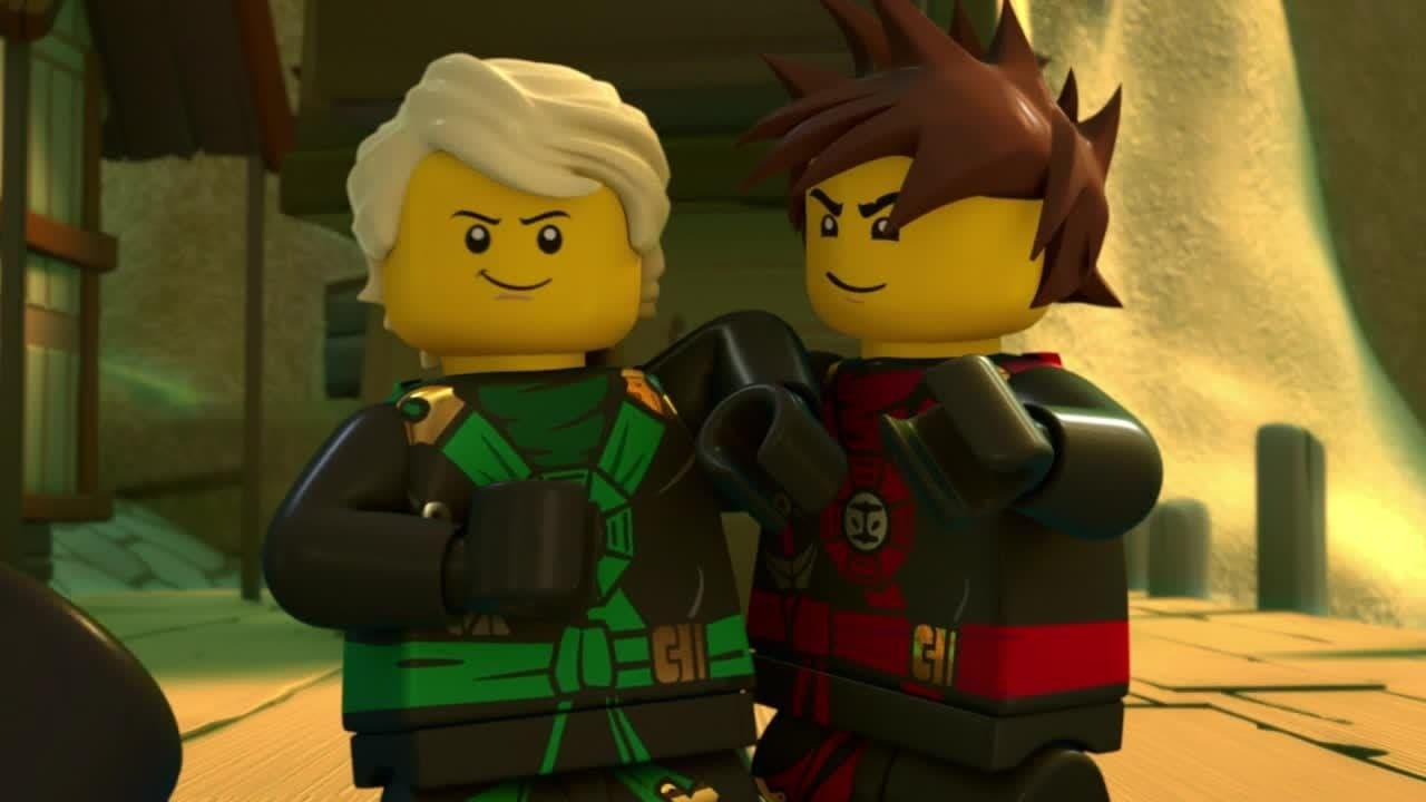 Lego ninjago les ma tres du spinjitzu 2012 saison 5 - Ninjago episode 5 ...