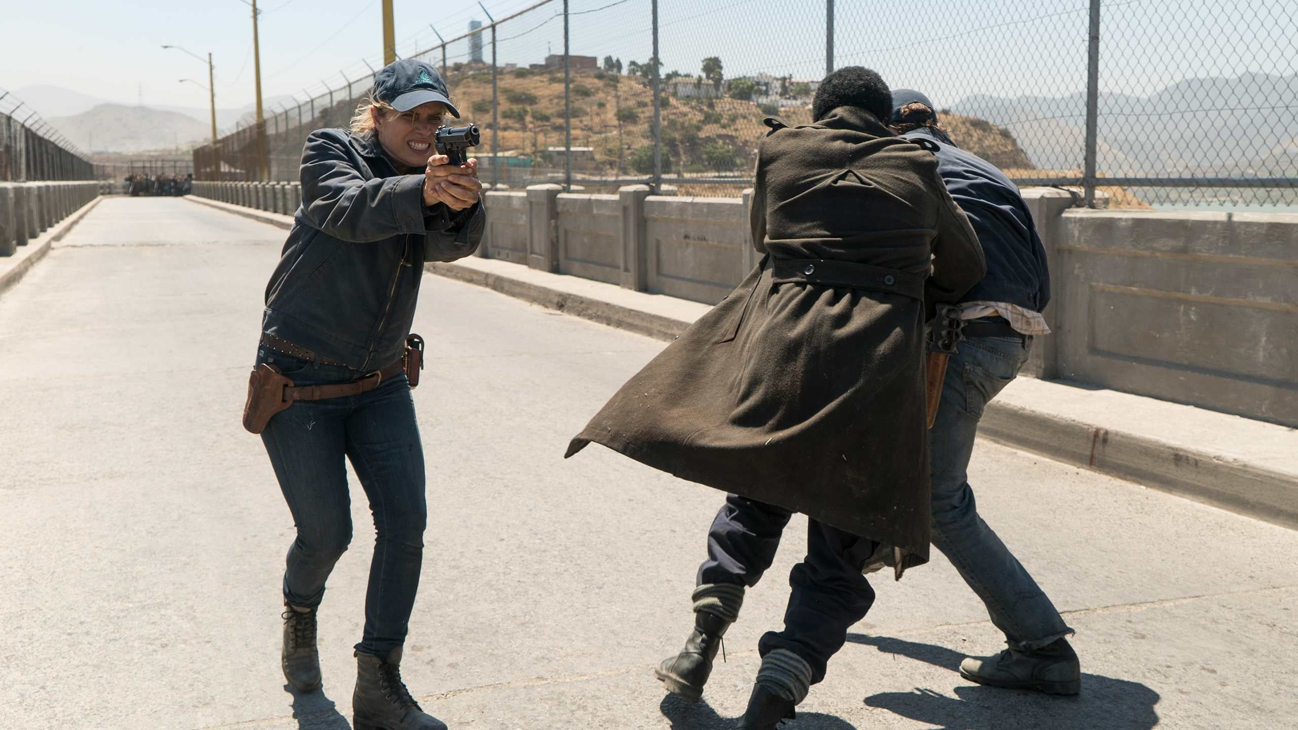 Fear the Walking Dead Season 3 :Episode 16  Sleigh Ride
