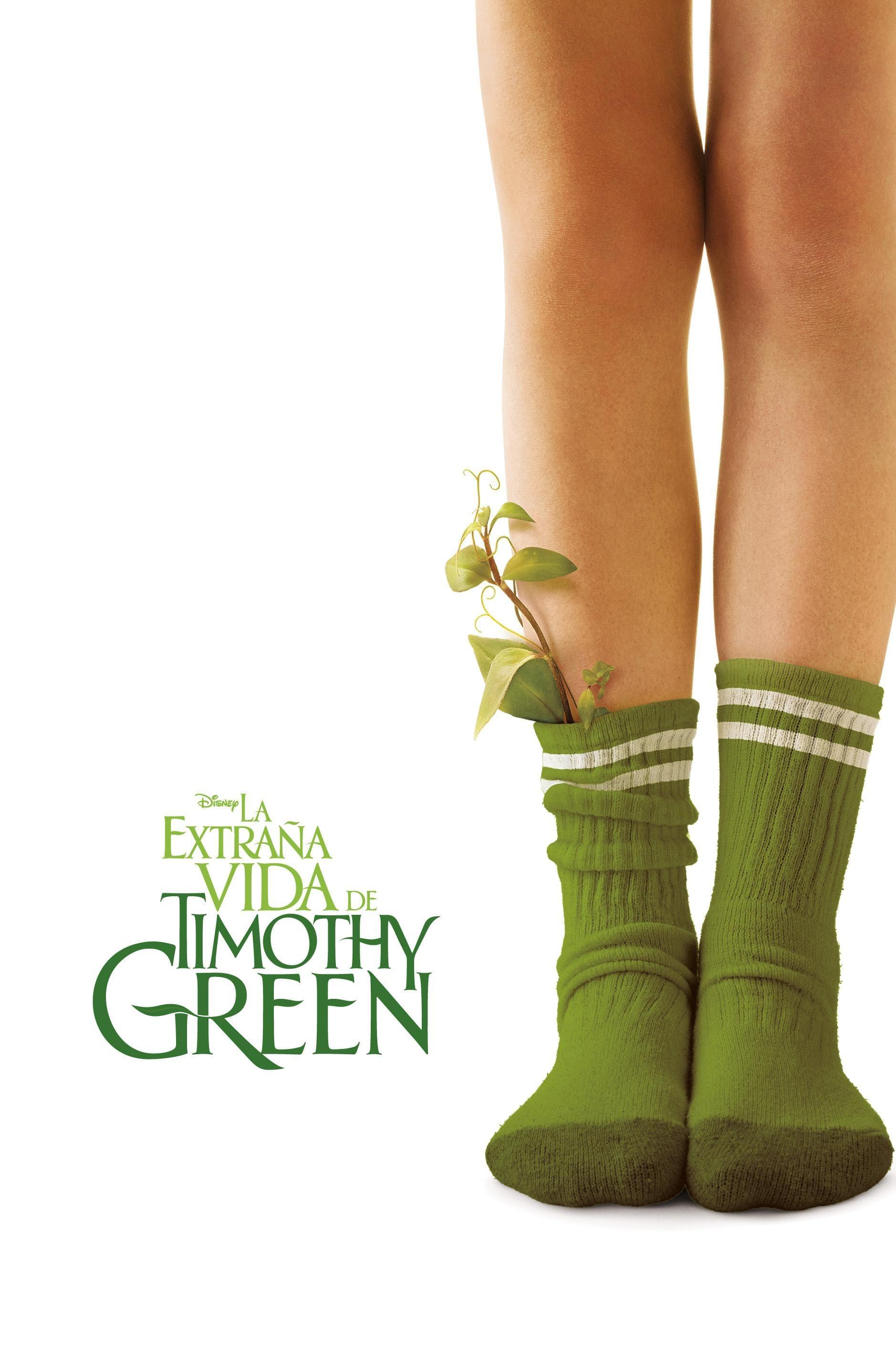 Póster La extra�a vida de Timothy Green