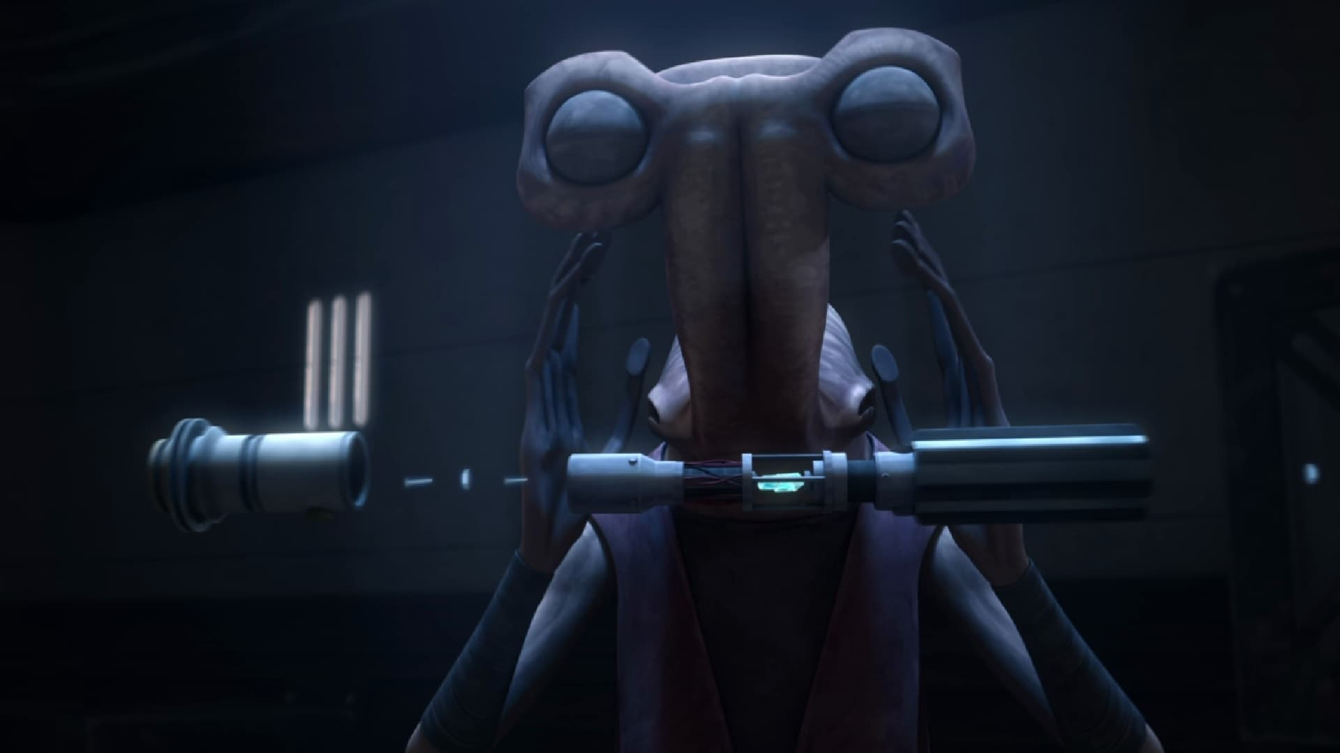 Star Wars: The Clone Wars - Season 5 Episode 8 : Bound for Rescue