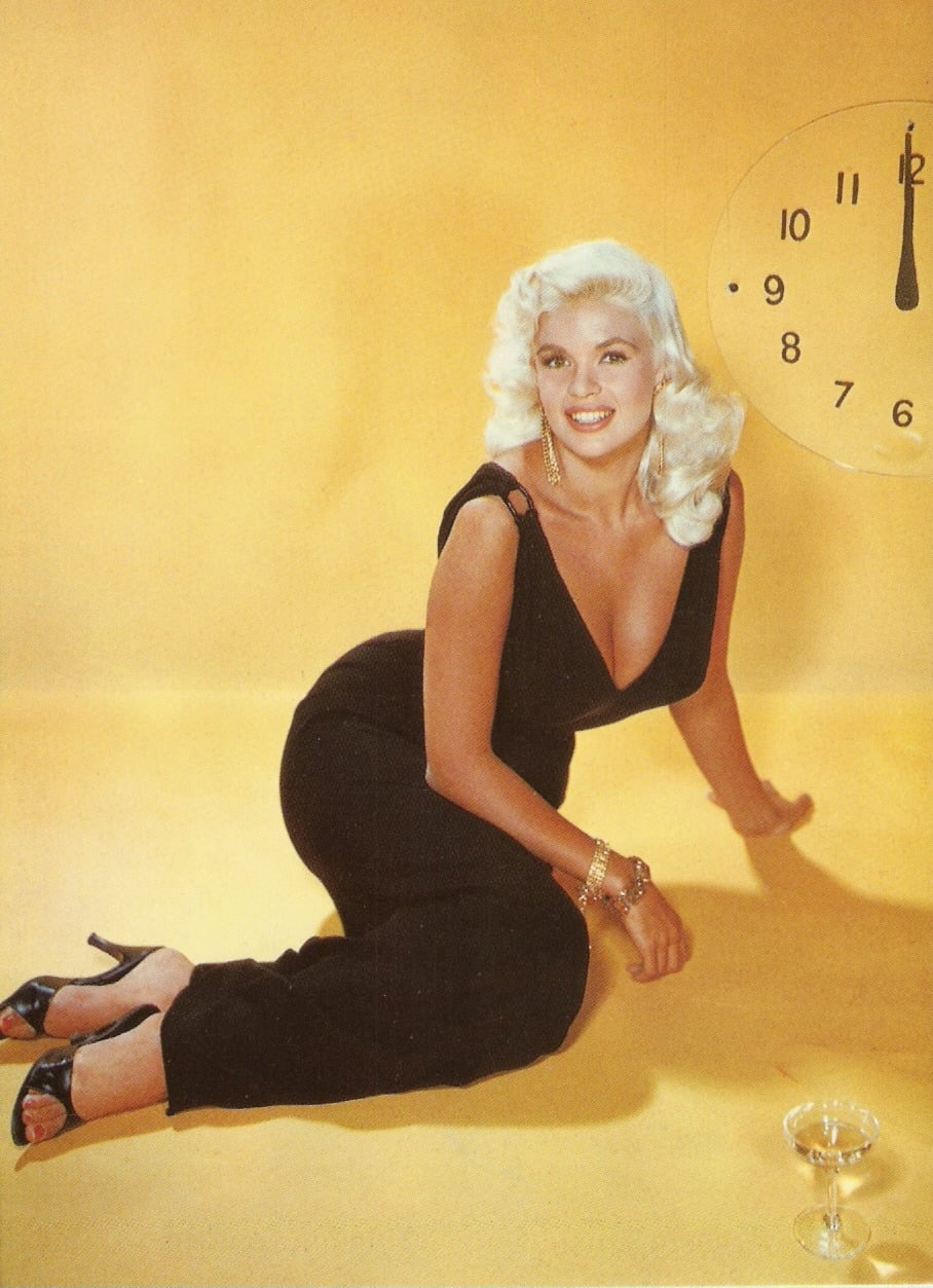 Jayne Mansfield Filmography And Biography On