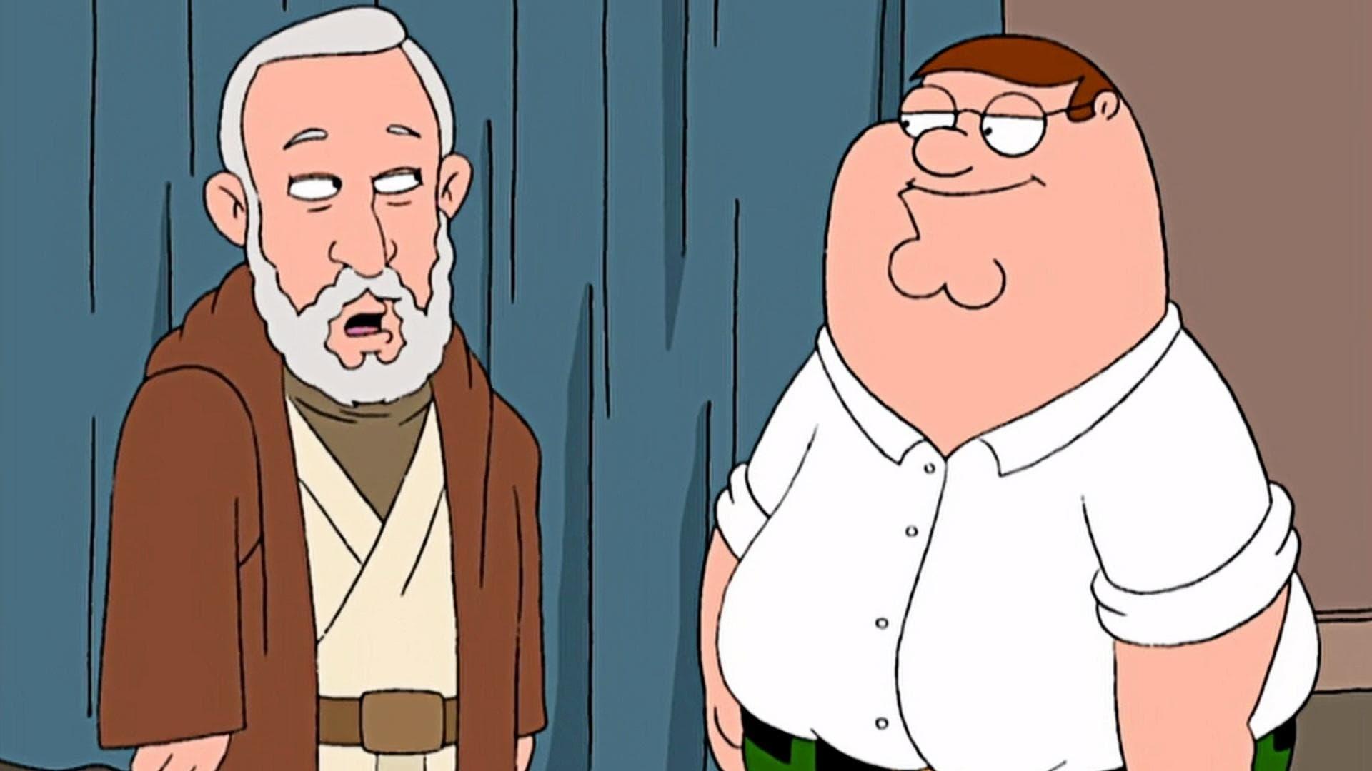Family Guy Season 6 :Episode 3  Believe It or Not, Joe's Walking on Air
