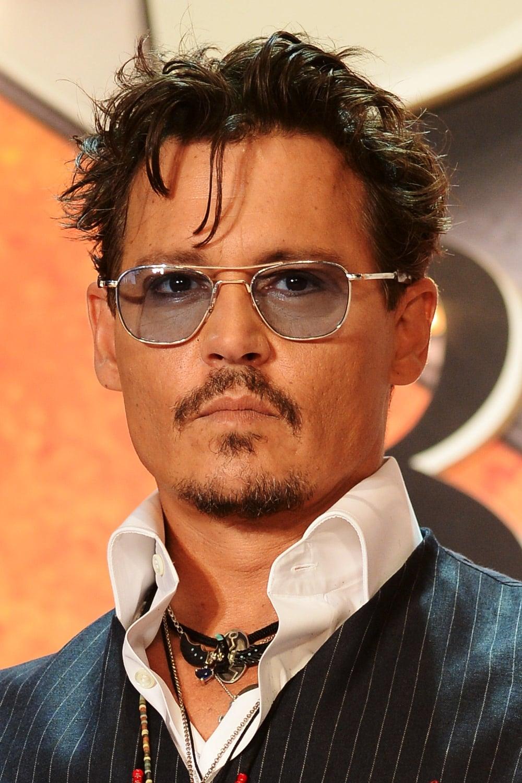 Actor Johnny Depp Movies List