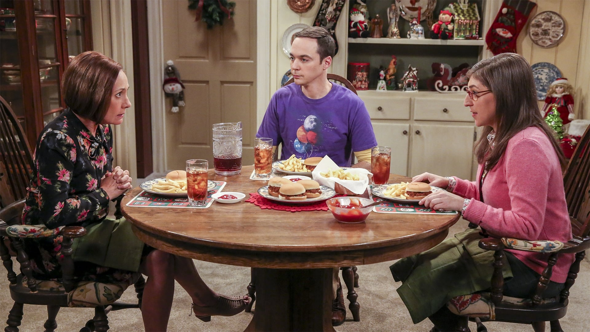 The Big Bang Theory Season 10 :Episode 12  The Holiday Summation