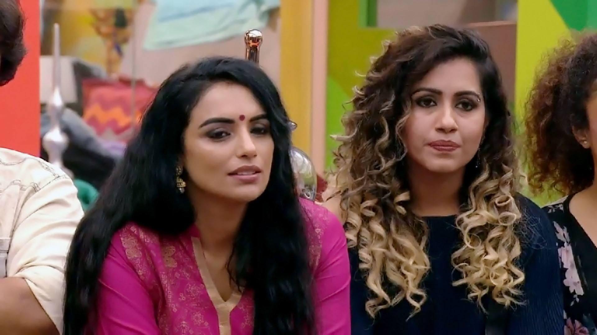 Bigg Boss Season 1 :Episode 22  Day 21: Sreelakshmi, a Tattletale?