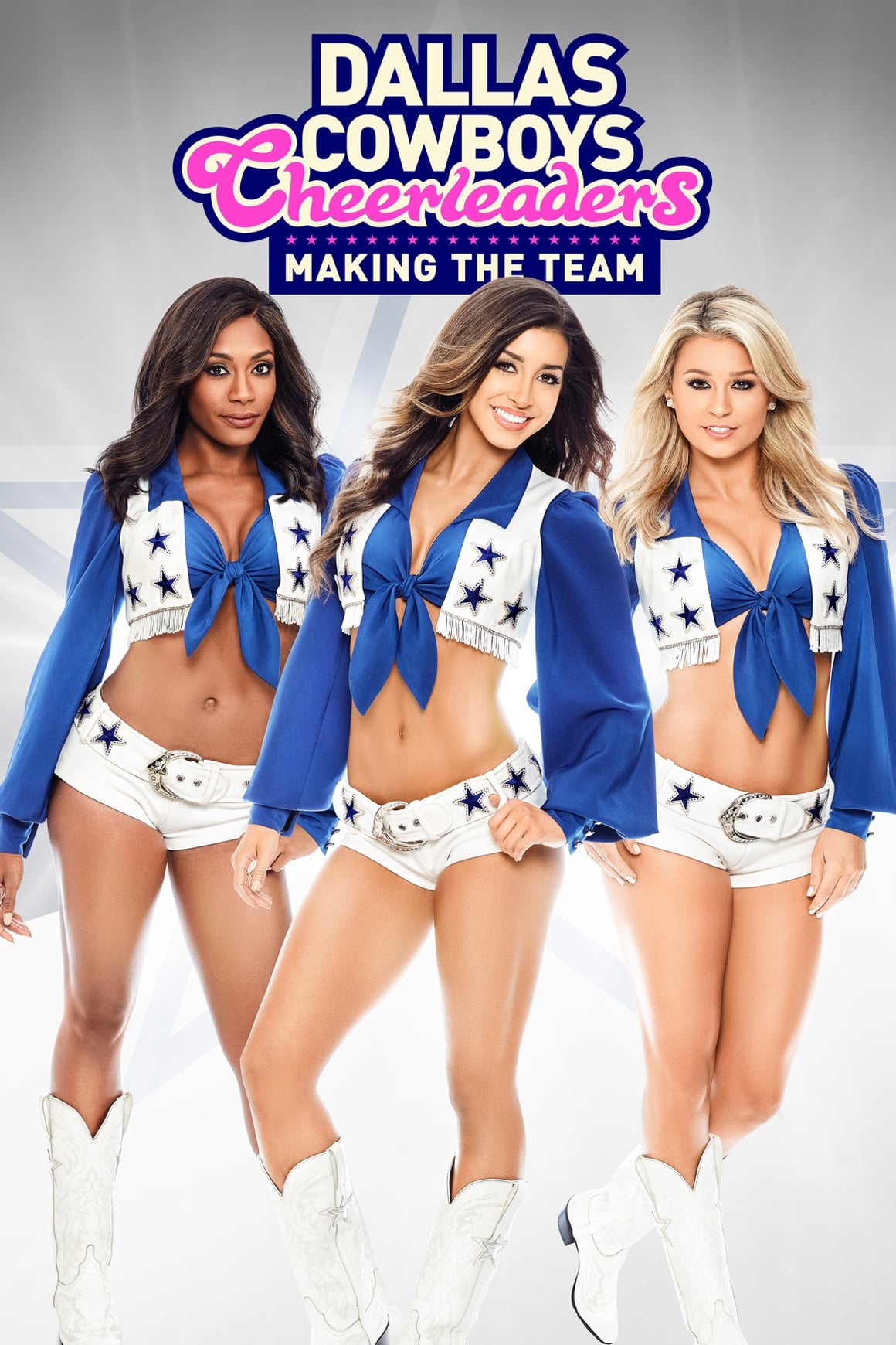 image for Dallas Cowboys Cheerleaders: Making the Team