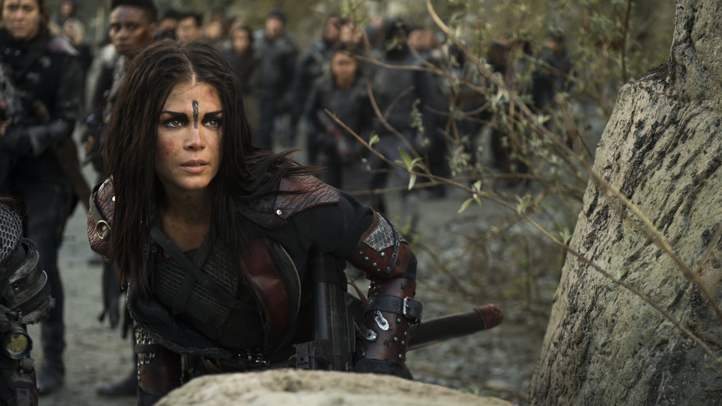 The 100 Season 5 :Episode 13  Damocles - Part Two