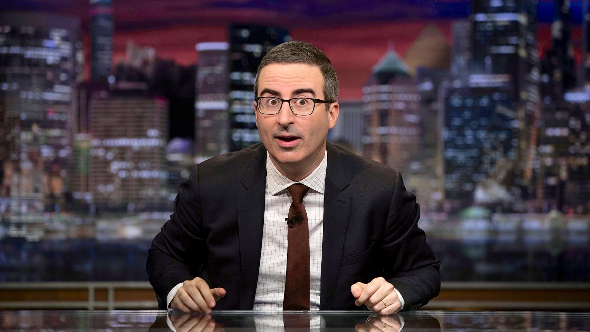 Last Week Tonight with John Oliver • S04E29