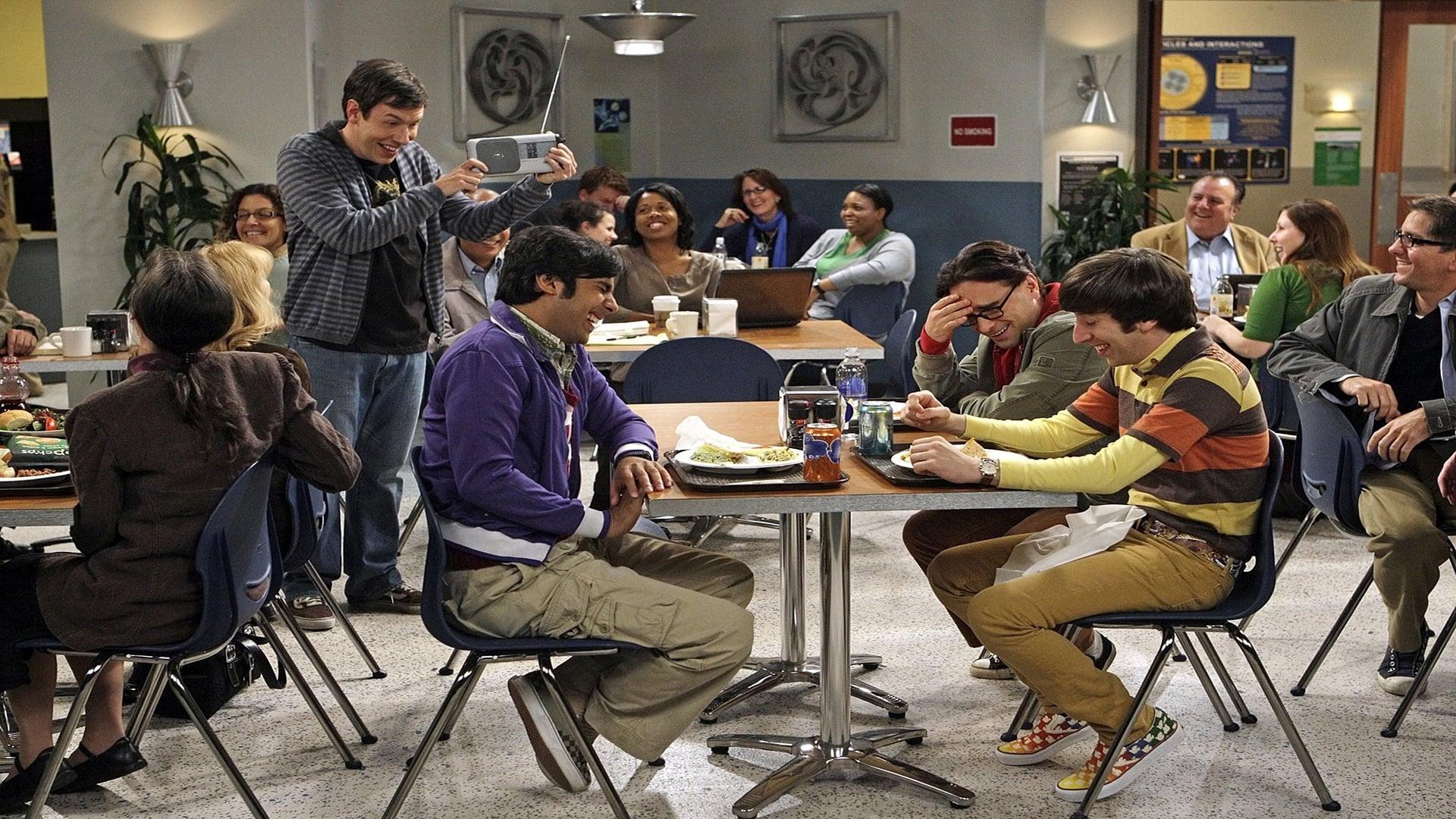 The Big Bang Theory Season 3 : The Vengeance Formulation