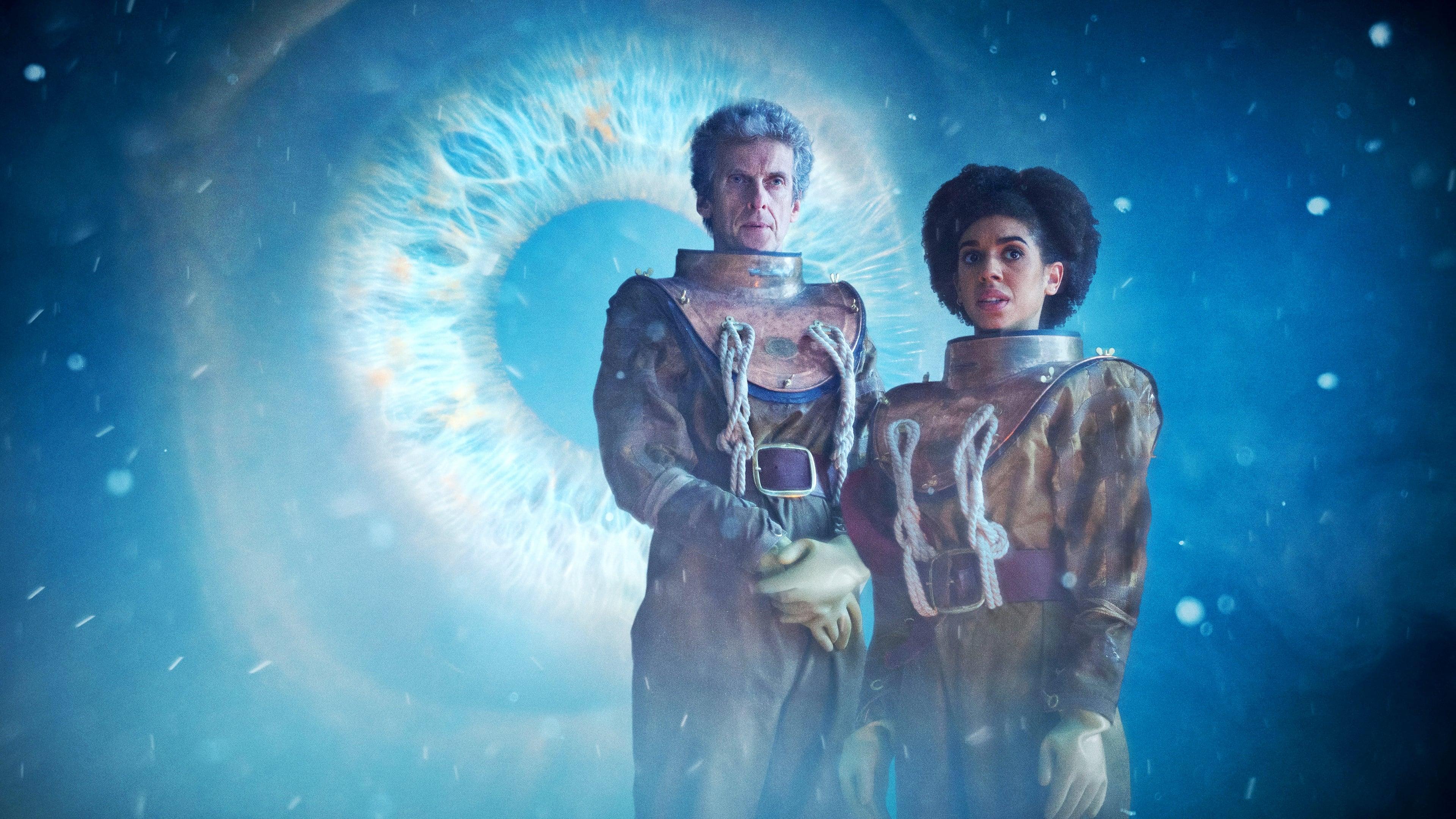 Doctor Who Season 10 :Episode 3  Dünnes Eis