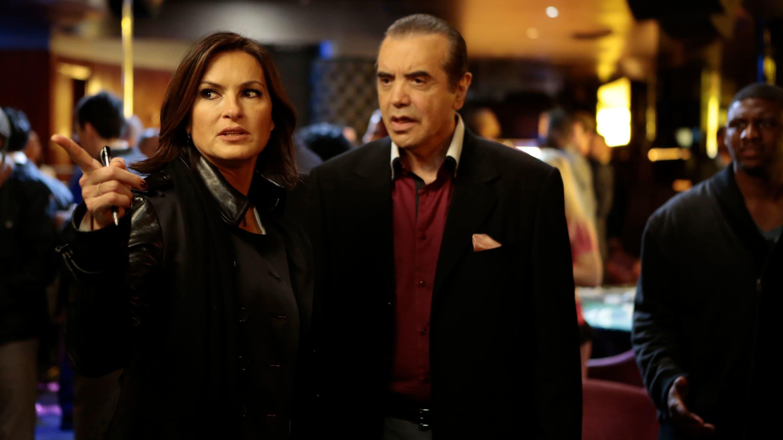 Law & Order: Special Victims Unit Season 15 :Episode 12  Jersey Breakdown