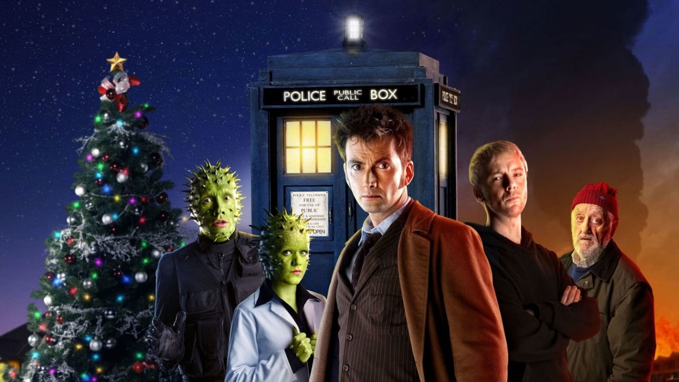 Doctor Who - Season 0 Episode 17 : The End of Time - Part Two