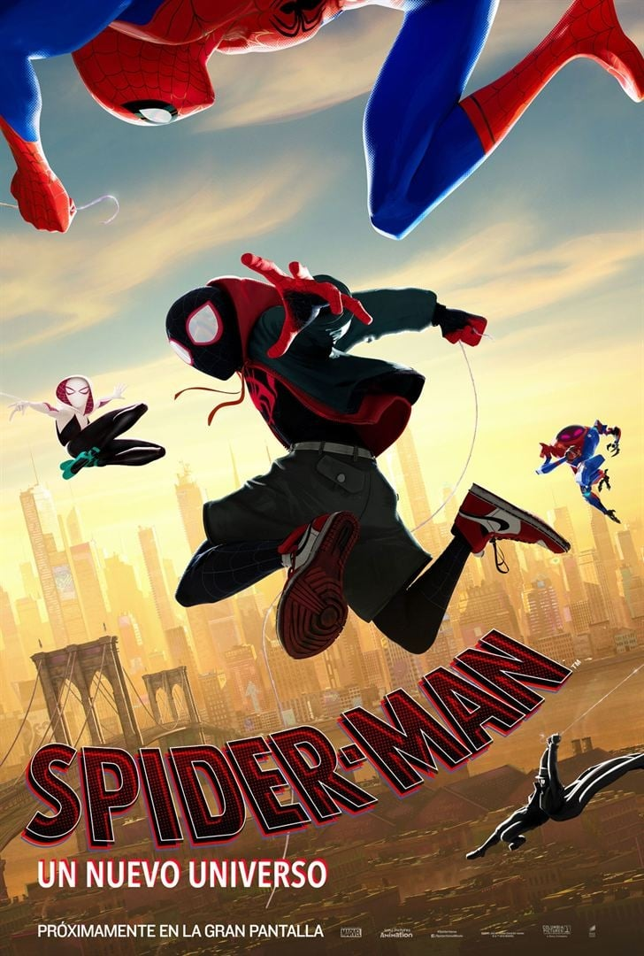 Imagen 1 Spider-Man: Into the Spider-Verse