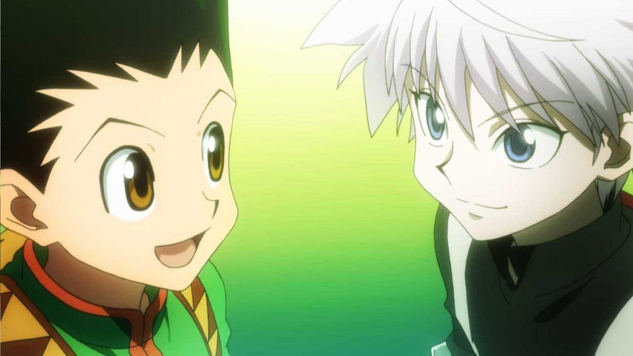 Hunter x Hunter - Season 3