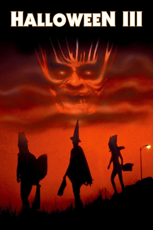 Póster Halloween III: El día de la bruja