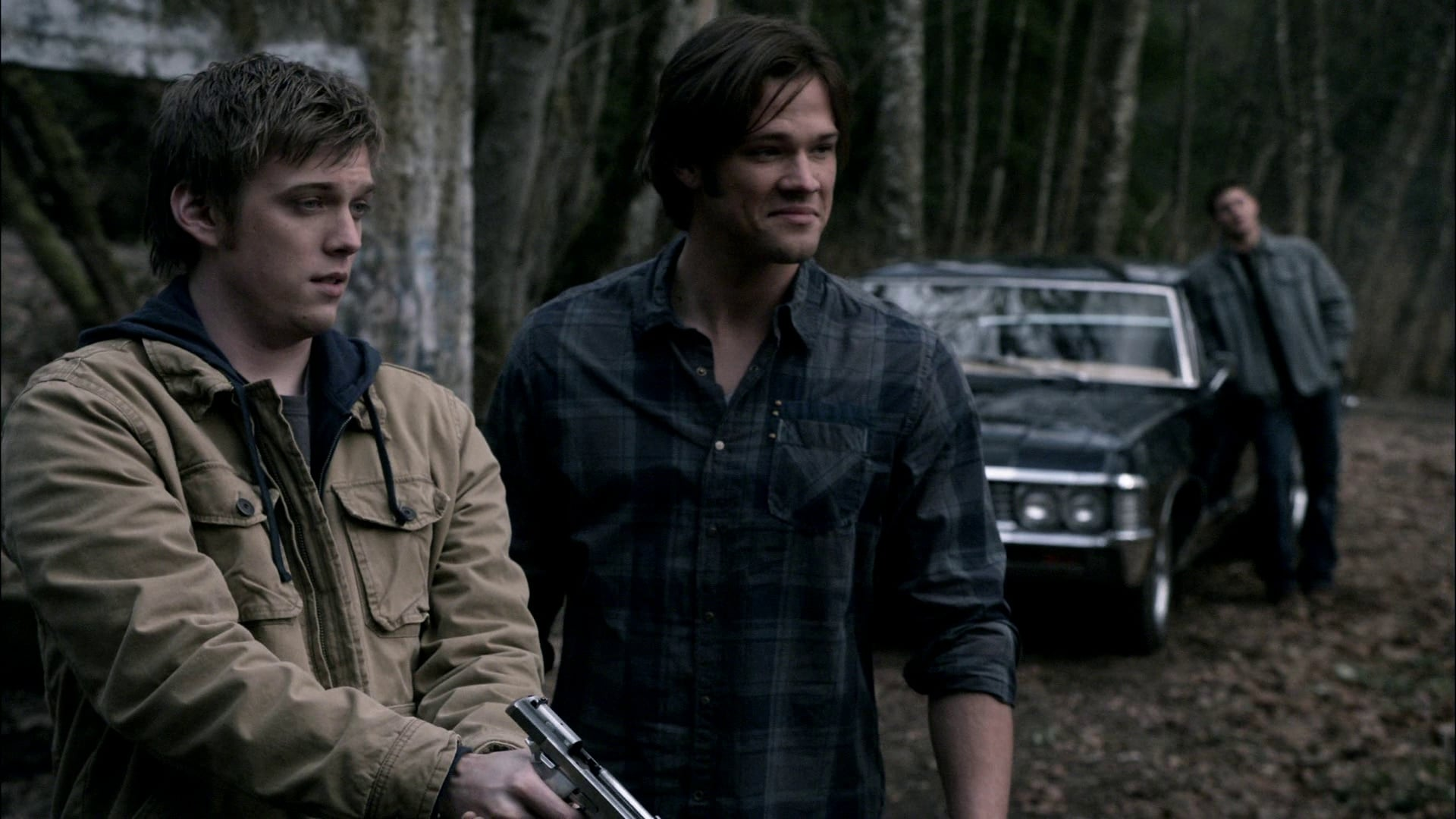 Supernatural Season 4 :Episode 19  Jump the Shark