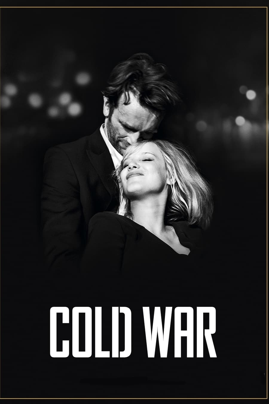 Póster Cold War