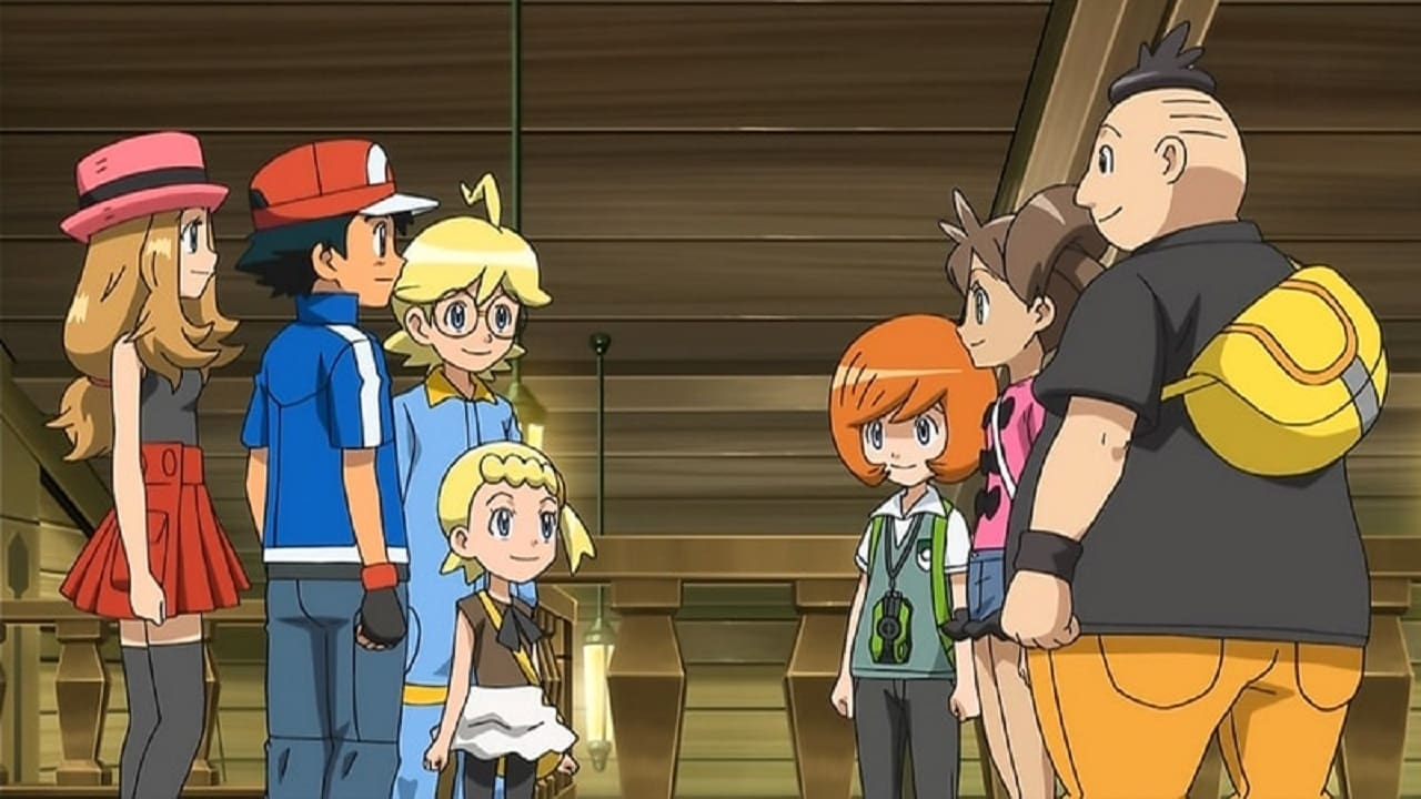 Pokémon Season 17 :Episode 39  Day Three Blockbusters!