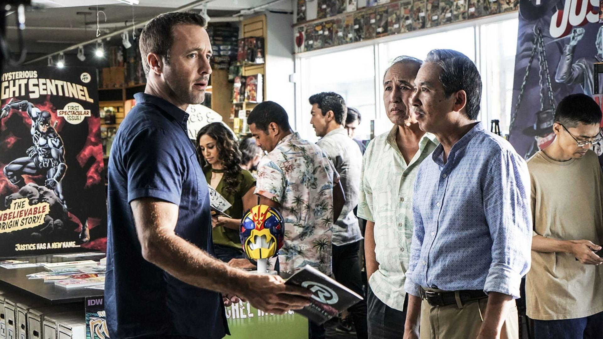 """Hawaii Five-0 - Season 9 Episode 9 : """"Mai ka po mai ka 'oia'i'o (Truth Comes From the Night)"""
